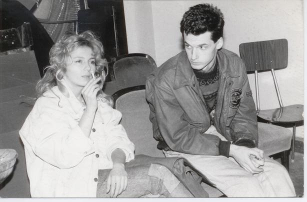 Diana Singer si Dani Klinger